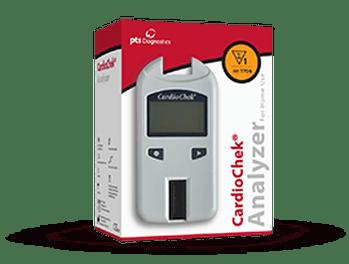 CardioChek Home Use Analyzer packaging