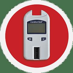 CardioChek home cholesterol test
