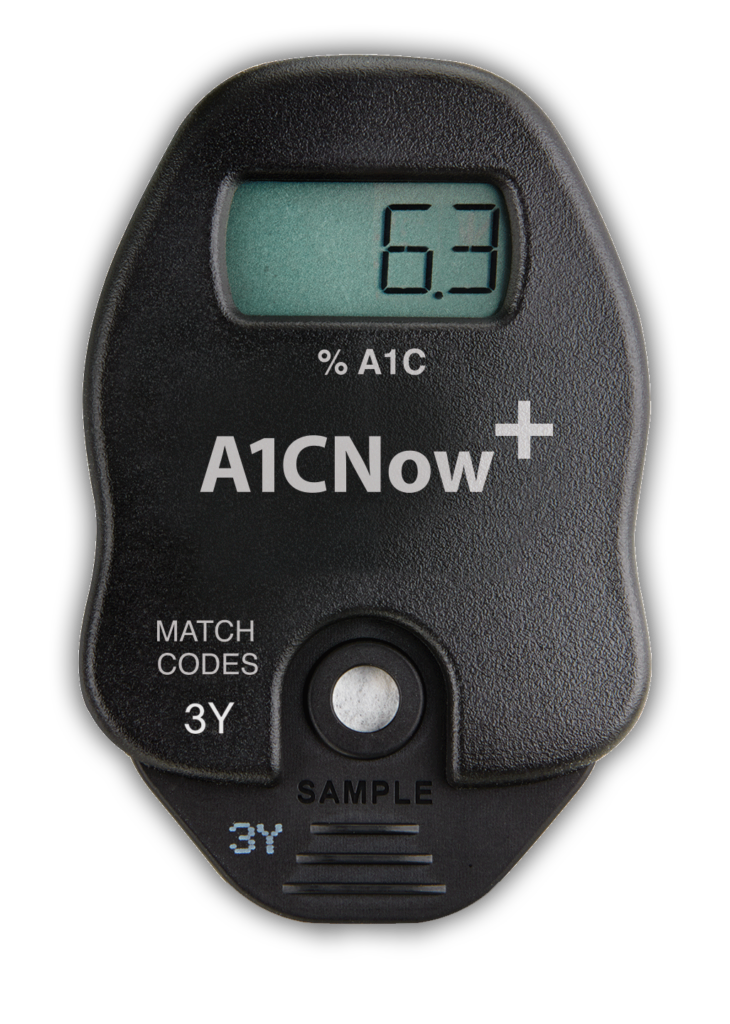 A1CNow+ point of care testing